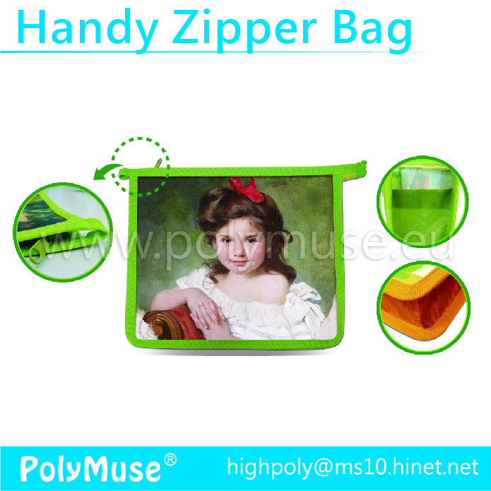 Handy Zipper Bag
