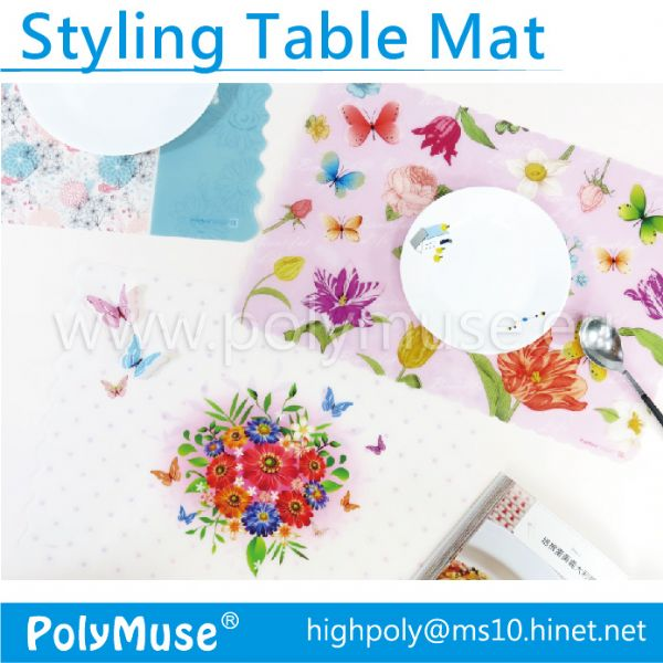 Styling Table Mat