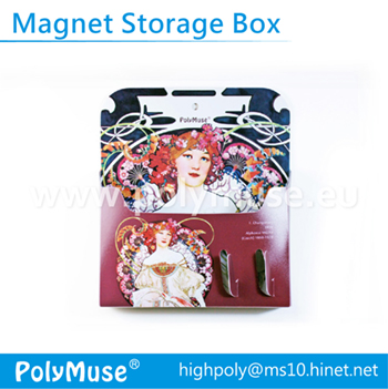 Magnet Storage Box